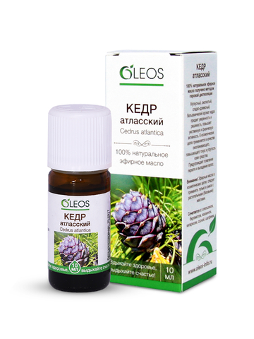 Эфирное масло Кедр Oleos