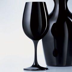 Набор бокалов для дегустации вина 299 мл, 6 шт, черные, фото 4