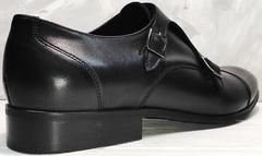 Свадебные мужские туфли кожа Ikoc 2205-1 BLC.