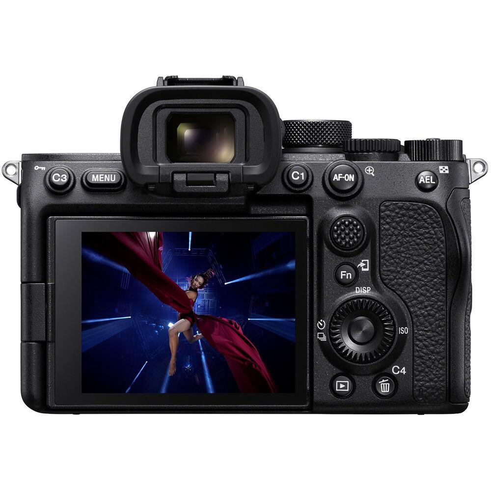 Камера Sony Alpha ILCE-7SM3 сзади