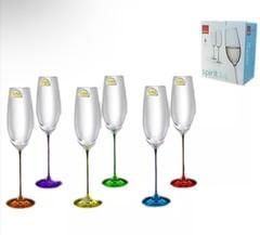 Набор бокалов для шампанского «Spirit» Арлекино, фото 2