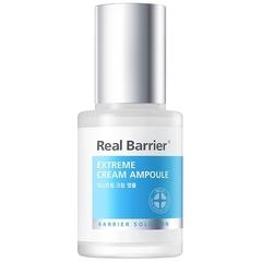 Real barrier extreme cream ampoule - Высококонцентрированная питательная ампула