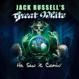 Jack Russell's Great White / He Saw It Comin' (CD)