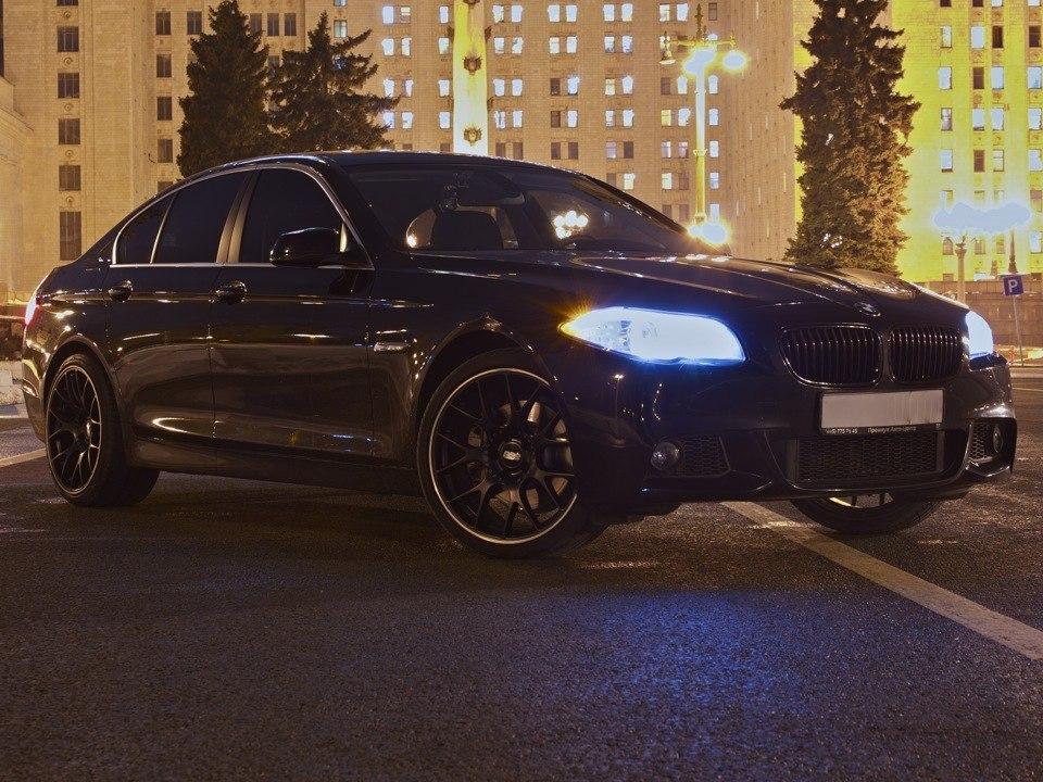 """BMW F10/BBS CH-R 19"""""""