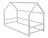 Кровать-домик МОНТЕССОРИ SVOGEN массив сосны