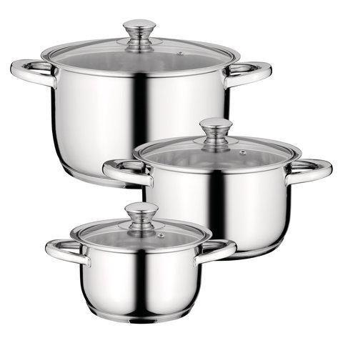 6пр набор посуды Gourmet