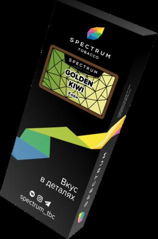 Табак Spectrum Hard Line Golden Kiwi (Золотой Киви) 100г