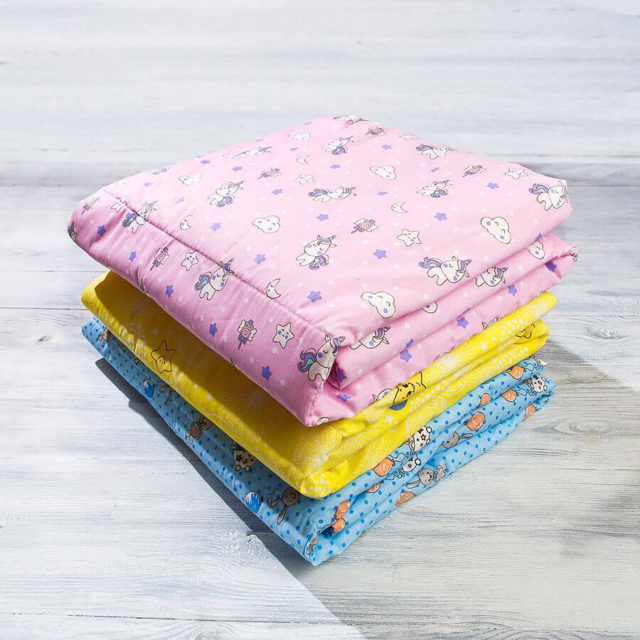 Одеяло утеплённое для детей