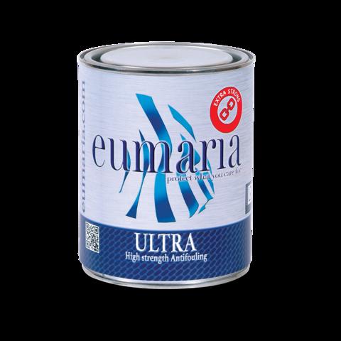 Твердая самополирующаяся самоочищающаяся необрастающая краска. Не содержит соединений олова.  Ultra