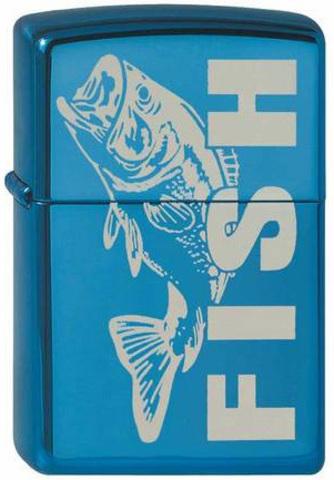 Зажигалка Zippo Fish