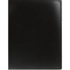 Папка файловая на 10 файлов Attache A4 черная