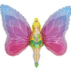 F Девочка-бабочка, 39