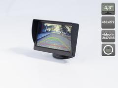 Автомобильный монитор AVIS Electronics AVS0437BM