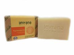 Levrana, Натуральное мыло ручной работы Календула, 100гр
