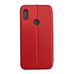 Чехол-книжка Fashion Case для Xiaomi Mi A2 Lite Красный