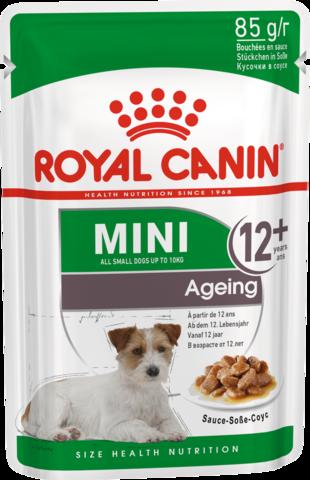 Royal Canin MINI AGEING 12+ для собак мелких пород старше 12 лет