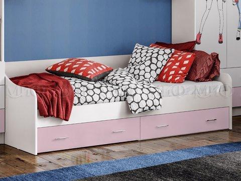 Кровать fashion с ящиками