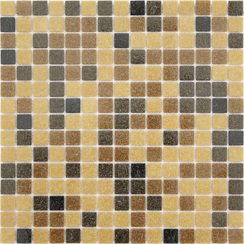 Мозаика LeeDo - Caramelle: Sabbia - Albero 32,7x32,7x0,4 см (чип 20x20x4 мм)