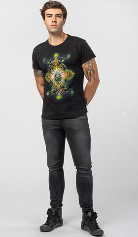 Мужская авторская футболка Нидра