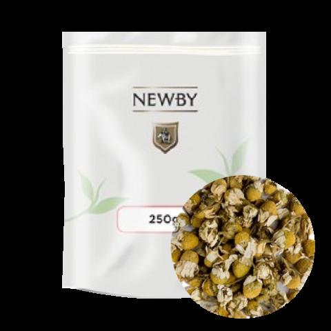 Чай Newby Цветы Ромашки в пакетах 1/250г