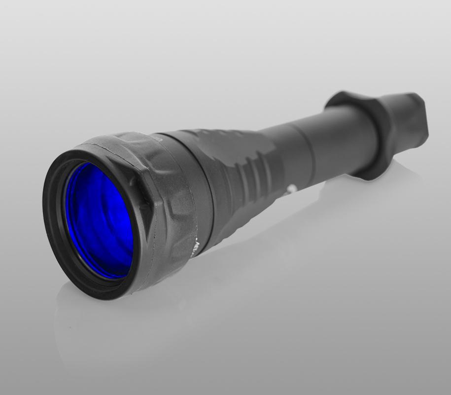 Синий фильтр Armytek для фонарей Predator/Viking - фото 3