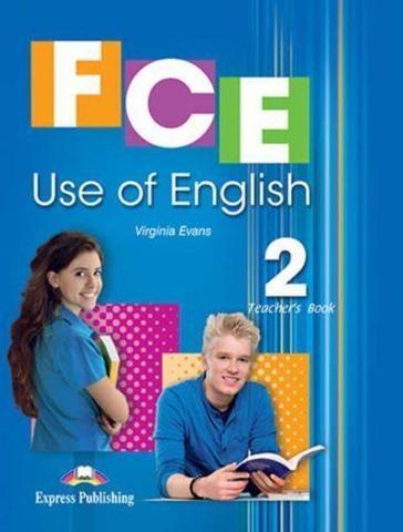 FCE Use Of English 2. Teacher's Book (With Digibook app). Книга для учителя с кодом доступа к электронной версии