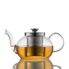 Чайник со стальной заварочной колбой 690 мл