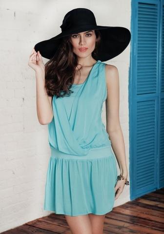 Laete Платье с кружевной спинкой