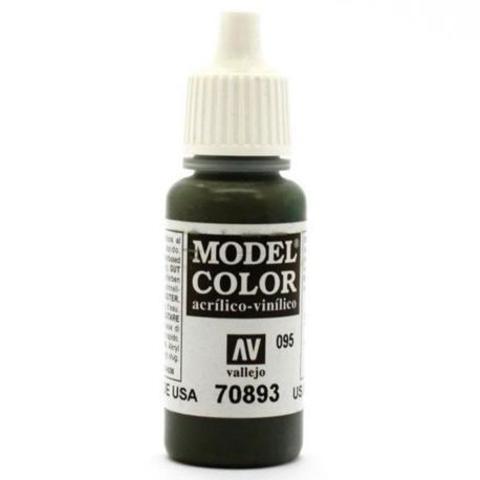 Model Color Us Dark Green 17 ml.