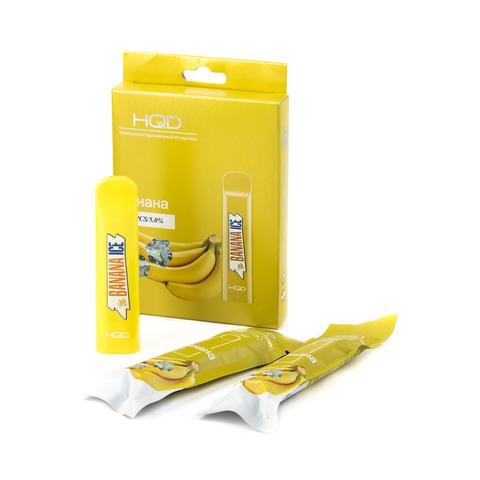 Одноразовая электронная сигарета HQD Cuvie Banana (Банан) 1 шт