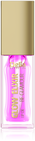 DELIA Масло для губ Be Glamour Glow Elixir Lip Oil 01 SWEET 8 мл (*60)