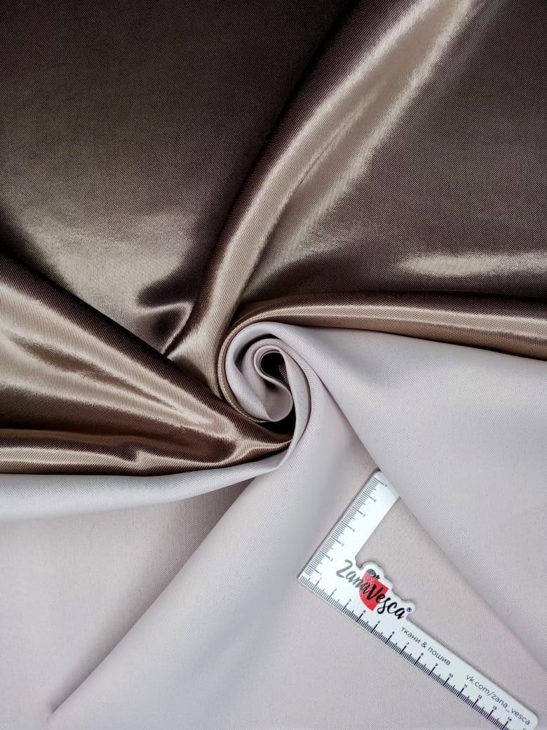Димаут двухсторонний Молочный шоколад/Светлый беж