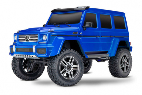 TRX-4 Mercedes G 500 1:10 4WD Scale and Trail Crawler COMBO