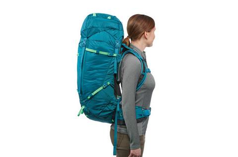 Картинка рюкзак туристический Thule Versant 60 Синий - 4