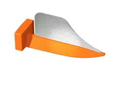 Клинья с матрицей DIRECTA FenderWedge Small Orange