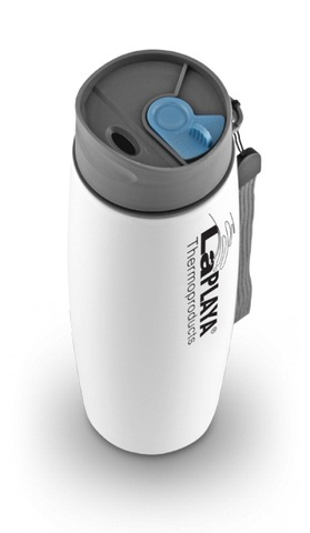 Термокружка LaPlaya Thermo Mug SS Strap (0,5 литра), белая
