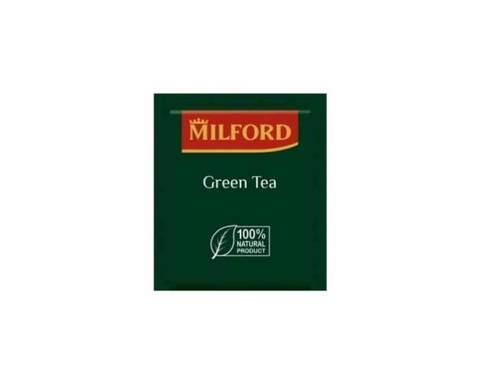 Чай зеленый в пакетиках Milford, 200 пак/уп