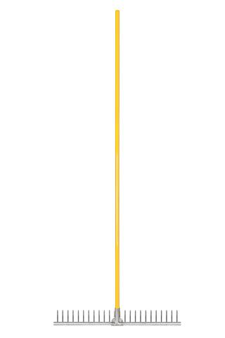Грабли для сена алюминиевые Offner 78см