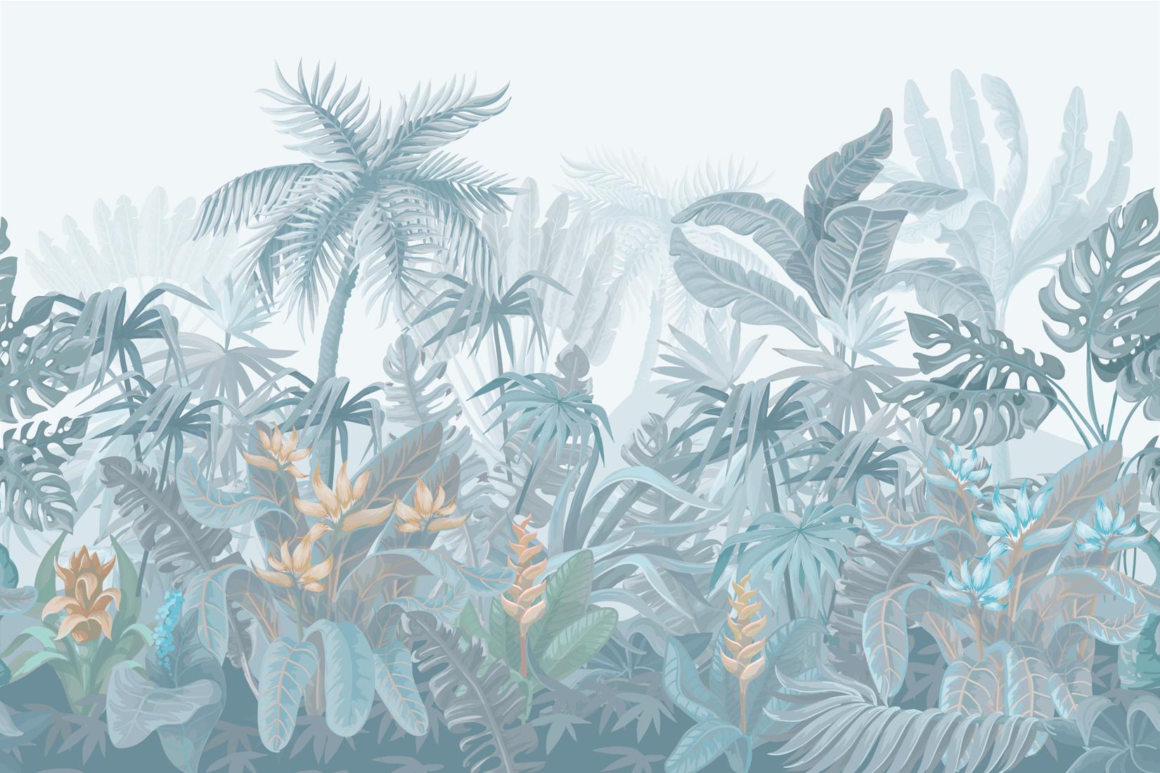 Дизайнерские обои Respace Бермуды - вид 2