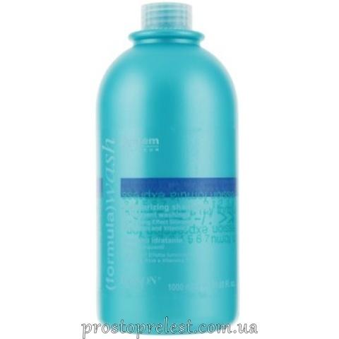 Dikson Wash Moisturizing Shampoo - Увлажняющий шампунь для частого мытья