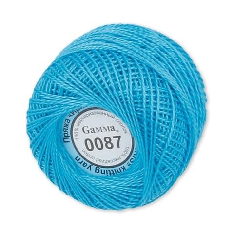 0087 ярко-голубой