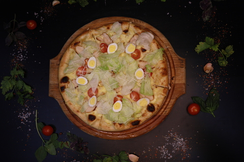 Пицца Цезарина