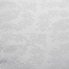 Салфетка гладкотканая белая полиэфир 100% Versailles
