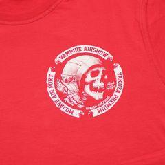 Футболка красная Yakuza Premium 3116-1