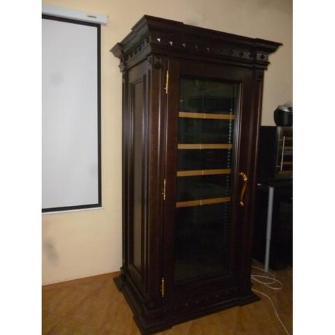 Винный шкаф Climadiff CLPG182/wood