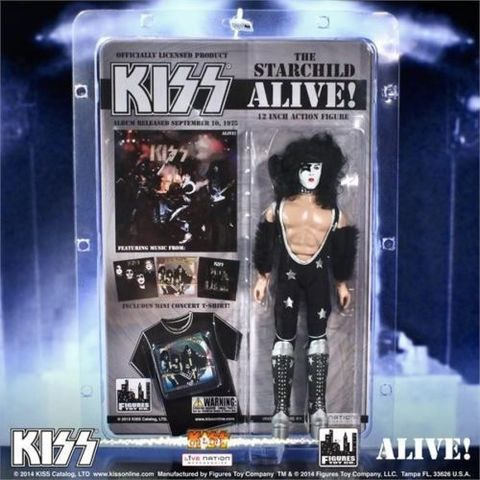 Kiss Alive! - The Starchild (Paul Stanley)