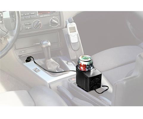 Термокружка автомобильная от прикуривателя Ezetil ColdKing 12V (0,33 -0,5 литра), черная