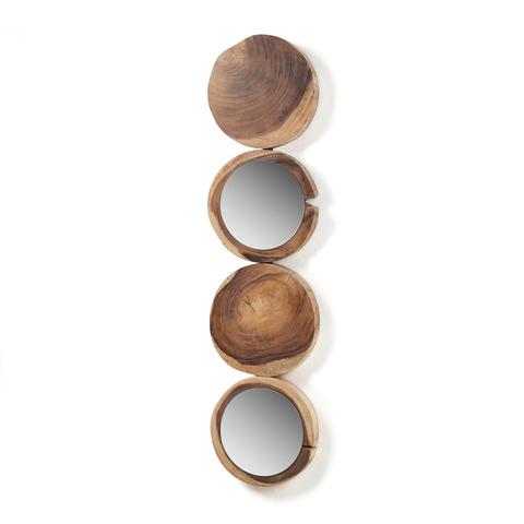 Зеркало Enkel мунгурское дерево