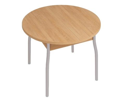 Стол обеденный ОРФЕЙ-4 дуб сантана