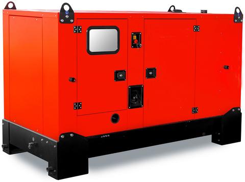 Дизельный генератор Fogo FI 80/400 S
